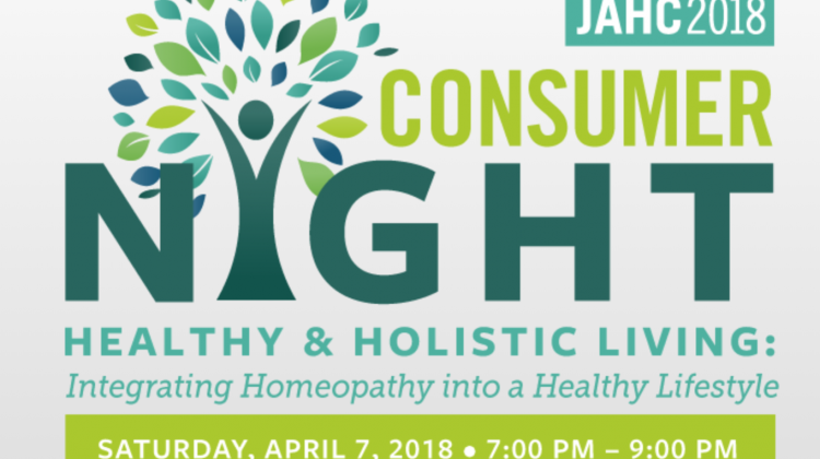 JAHC Consumer Night